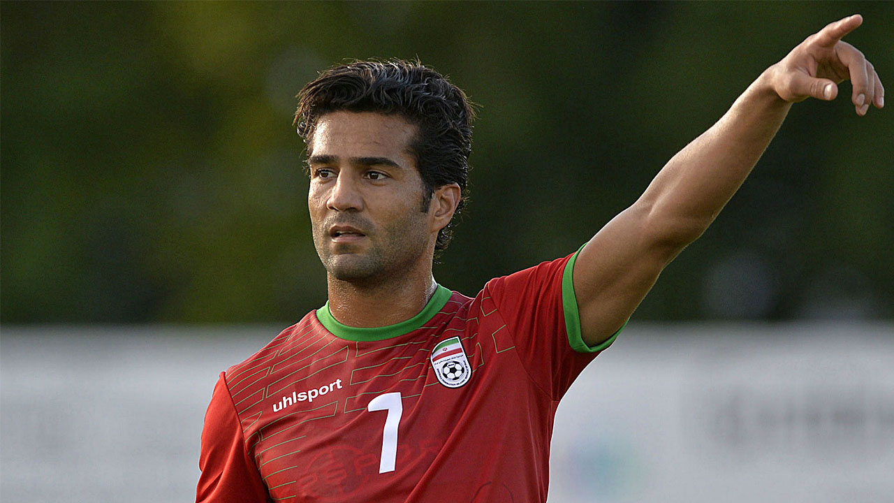 مسعود شجاعی از تیم ملی فوتبال ایران خداحافظی خواهد کرد
