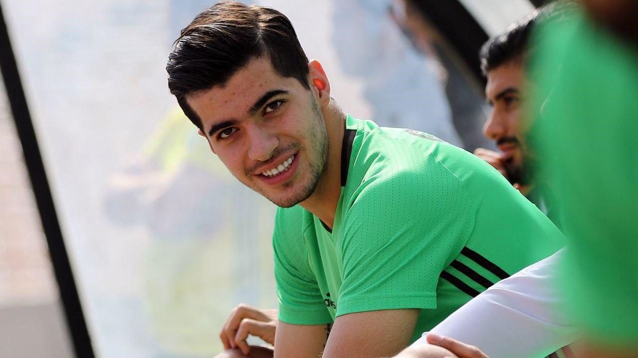 هافبک تیم ملی فوتبال ایران جام ملتهای آسیا را از دست داد