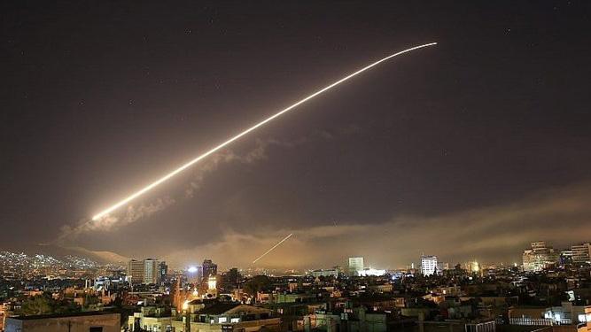 اذعان  رژیم صهیونیستی به تجاوز موشکی به سوریه