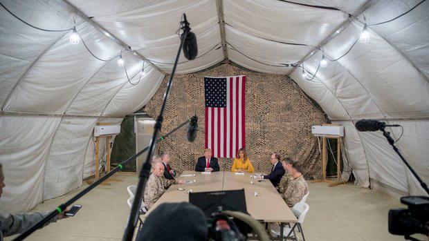 چرا روسایجمهور آمریکا مخفیانه به عراق سفر میکنند؟
