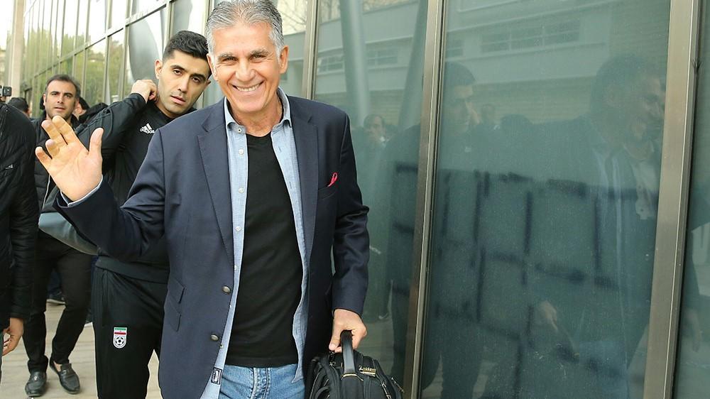 قرارداد سرمربی تیم ملی فوتبال ایران تمدید میشود