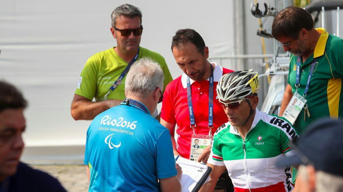 اظهارات عصفوری درباره دوچرخه سواری جانبازان و معلولین