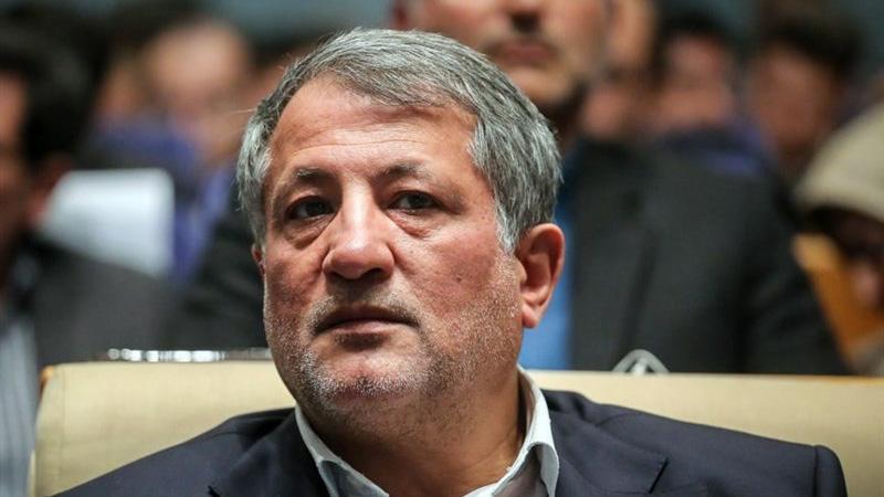درگیری لفظی محسن هاشمی و خروج از صحن شورا