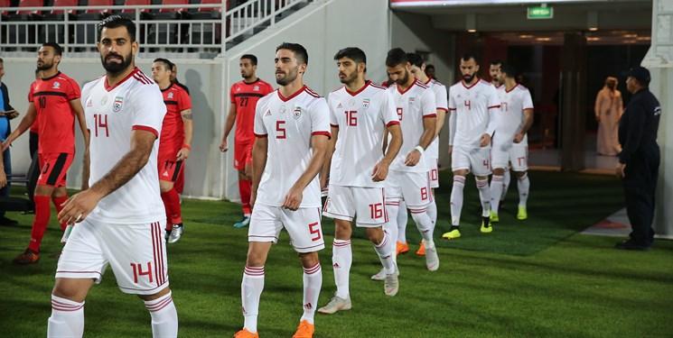ایران ۲ - قطر یک+عکس