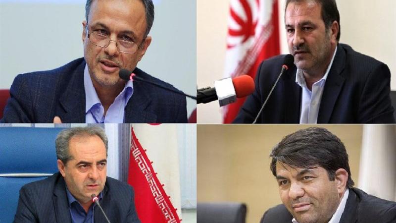 استانداران جدید از هیئت وزیران رأی اعتماد گرفتند+ سوابق