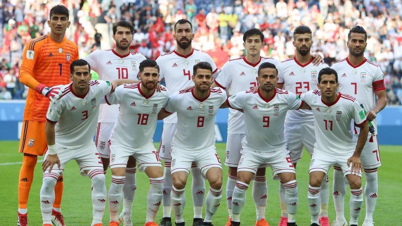 مراسم بدرقه تیم ملی ایران در فرودگاه شهر دوحه برگزار شد+عکس ها