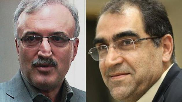 «سعید نمکی» سرپرست وزارت بهداشت شد