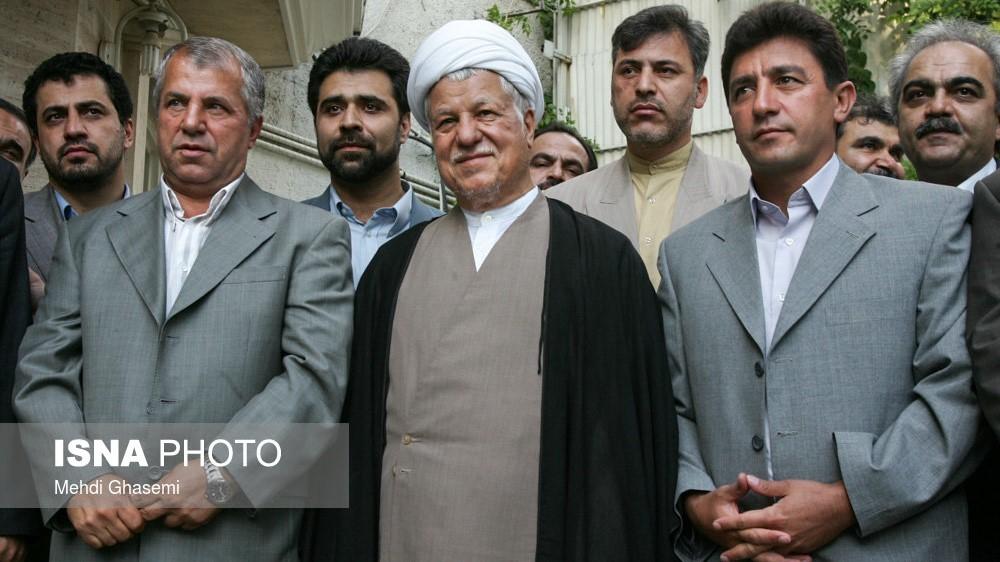مخالفت هاشمی رفسنجانی با لژیونر شدن علی پروین + فیلم