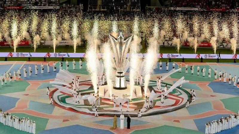 افتتاحیه جام ملت های آسیا در شب صندلیهای خالی