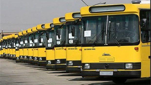 اتوبوس های شهری فرسوده و عقب ماندگی 7 ساله در نوسازی