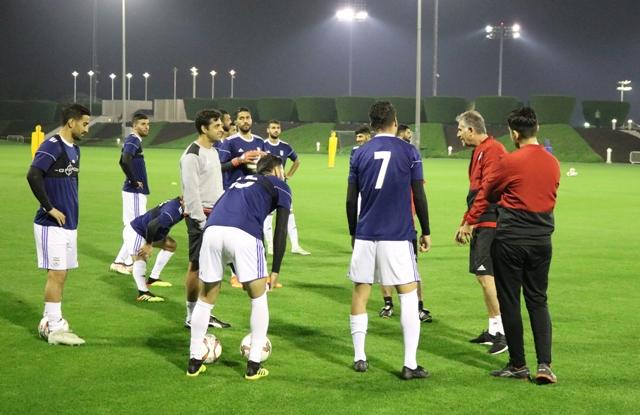 دیدار تیمهای عراق و ویتنام زیر ذره بین کادر فنی تیم ملی ایران
