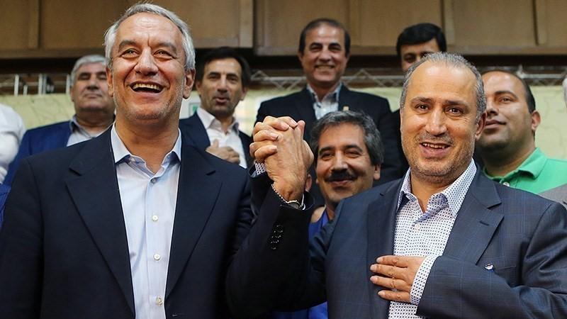 رئیس و نایب رئیس فدراسیون فوتبال فردا به ایران باز میگردند