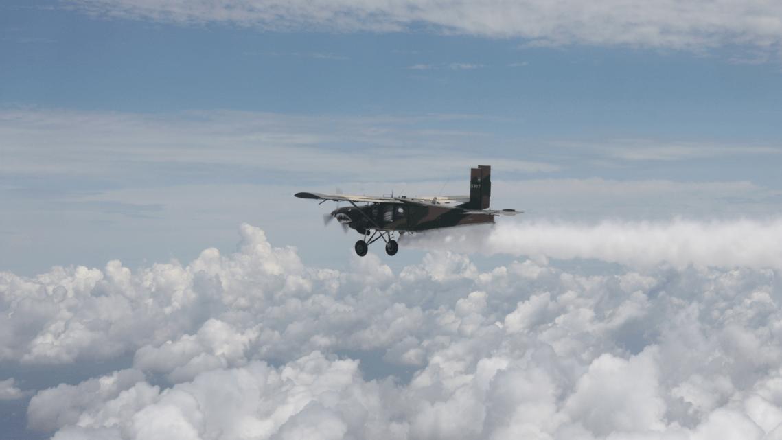 بارورسازی ابرها در مناطق جنوب شرقی کشور صورت میگیرد