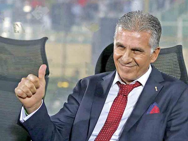 کیروش سرمربی تیم ملی فوتبال کلمبیا میشود؟