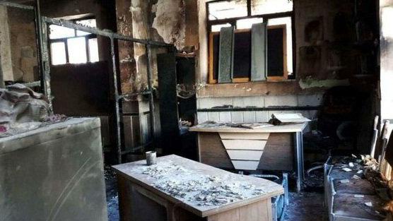 چه کسانی در حادثه آتش سوزی مدرسه زاهدان مقصر بودند؟