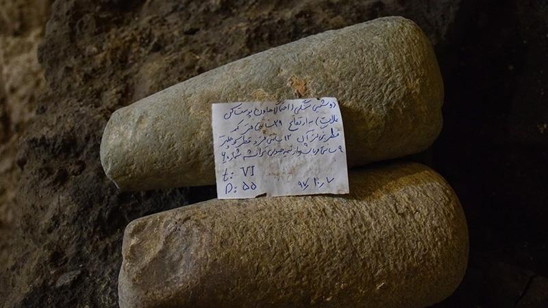 استخراج دروازه عبدالعظیم ۵۰۰ ساله تهران قدیم در عصر صفوی