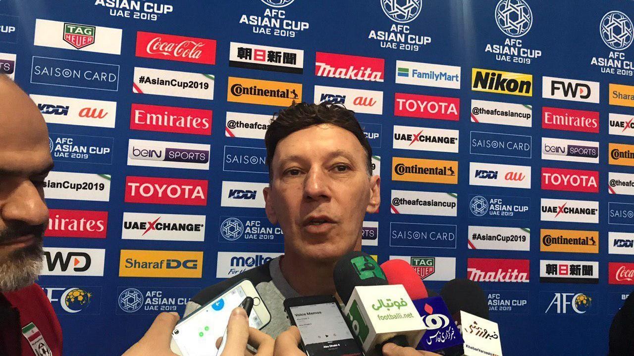 آقاجانیان: توقع نداشتیم تیم ملی فوتبال ویتنام اینقدر خوب باشد