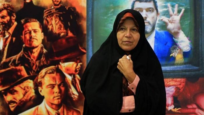 واکنش فائزه هاشمی به فیلم سینمایی مارموز