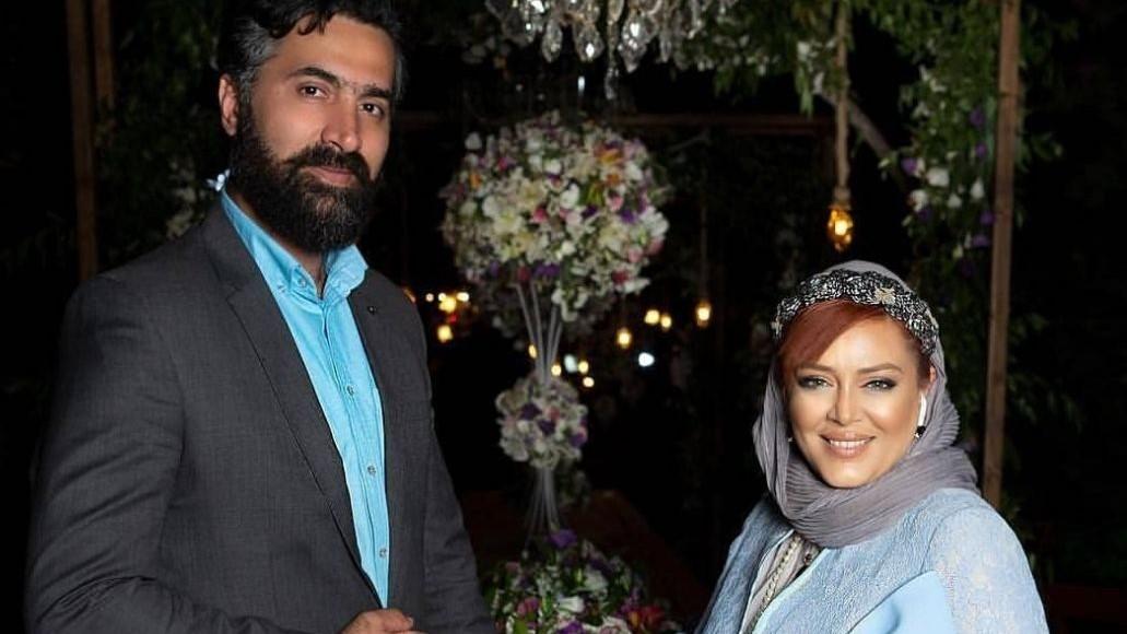 بهاره رهنما و همسرش+عکس