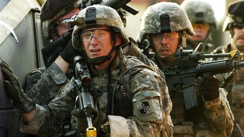 تحرکات مشکوک آمریکا در عراق