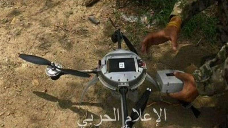 حمله به مواضع ارتش عربستان در عسیر توسط یگان پهپادی یمن