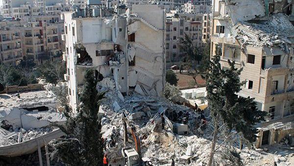 امارات عربی متحده پس از هفت سال سفارت خود را در سوریه بازگشایی کرد
