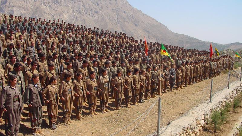 50 عضو پ.ک.ک در سلیمانیه عراق دستگیر شدند