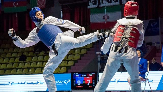 نتایج لیگ برتر تکواندو بانوان