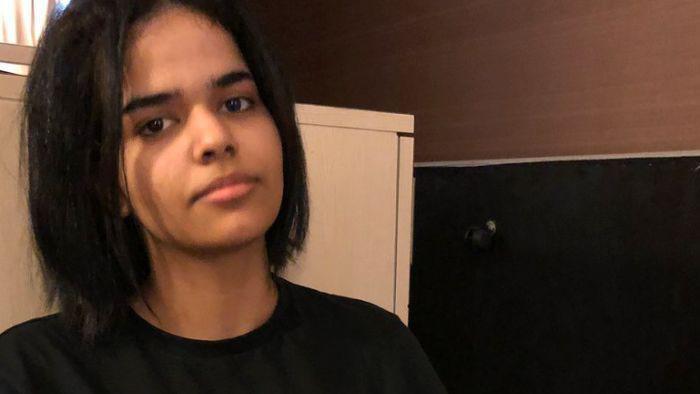 ماجرای دختر جنجالی عربستان و سفر به کانادا