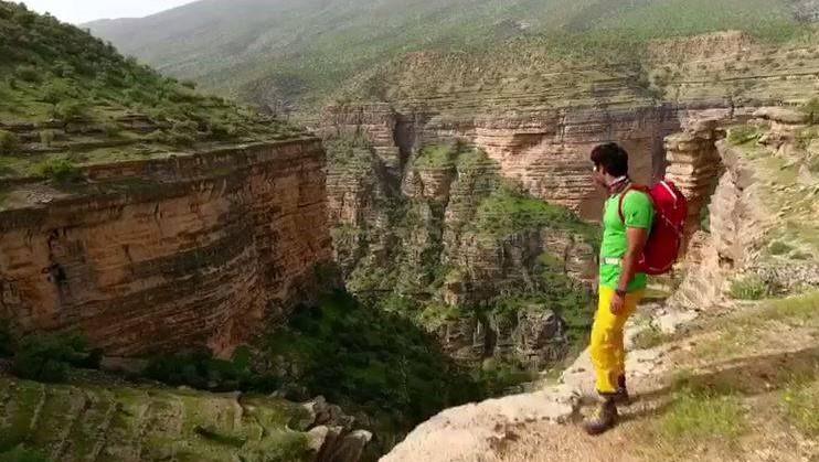 مستند «ایرانگرد» نوروز ۹۸ روی آنتن میرود