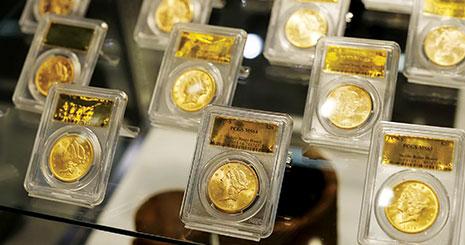 آخرین نرخ طلا و سکه در ۲۲ دی ماه ۹۷