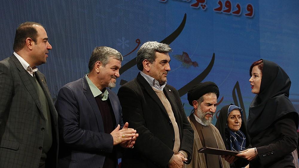 جشن روز پرستار با حضور شهردار تهران+عکسها