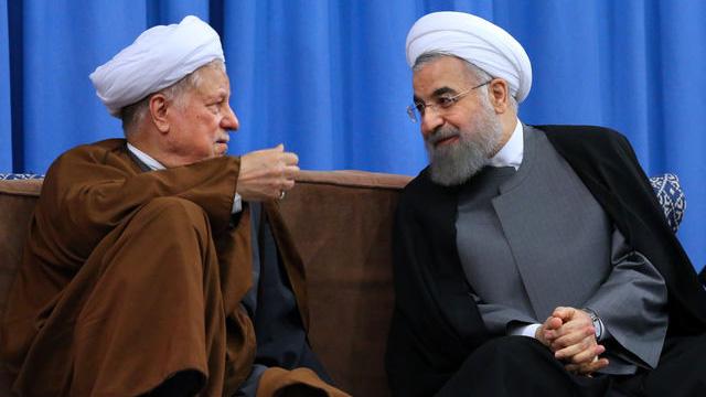 مدح و ثنای هاشمی رفسنجانی در سالگرد دوم!
