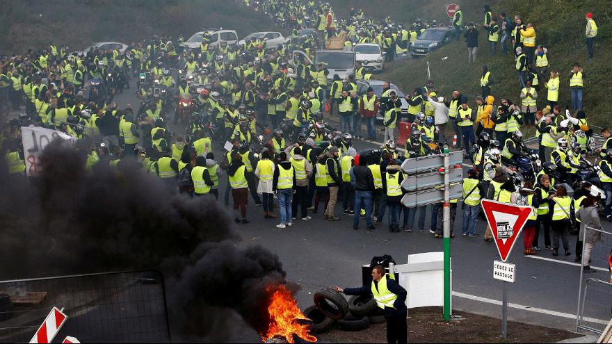 جلیقه زردها و بازگشت انقلاب به اروپا