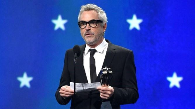 جایزه چهار بخش از بیست و چهارمین رویداد «جوایز منتخب منتقدین ۲۰۱۹» به «رُما» رسید