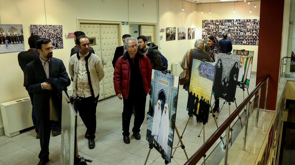 مراسم اختتامیه جشنواره عکس «هشت» برگزار شد+عکسها