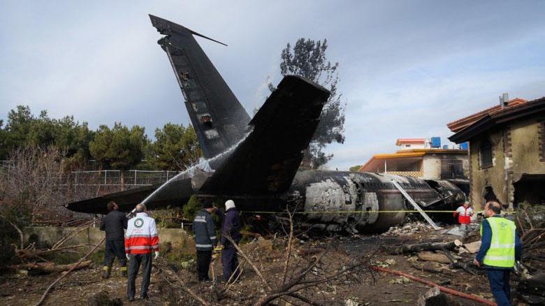 گفتوگو با فرشته نجات بوئینگ 707