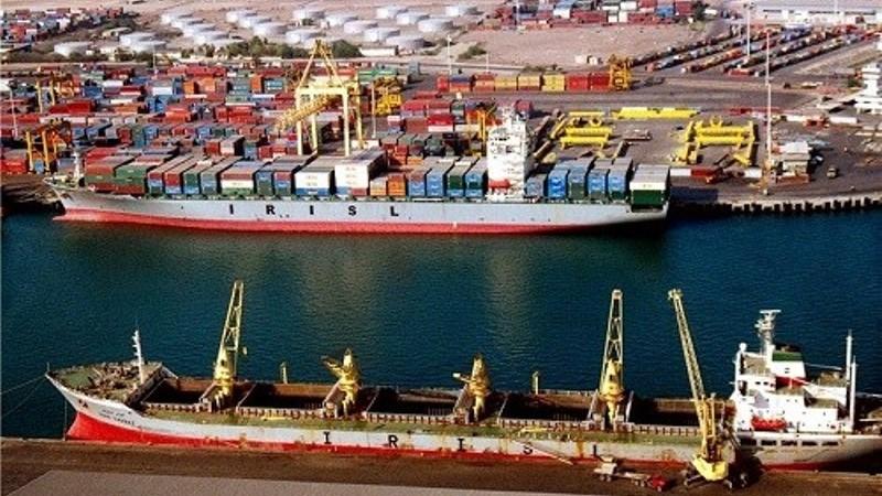 ۸۵ درصد از صادرات و واردات کشور را کشتیرانی جمهوری اسلامی ایران حمل میکند