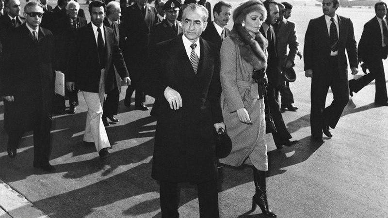 فرار محمدرضا پهلوی از ایران، نوستالژی ۴۰ ساله+فیلم