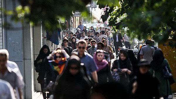 چند درصد مردم ایران کمتر از ۱۸ سال دارند؟