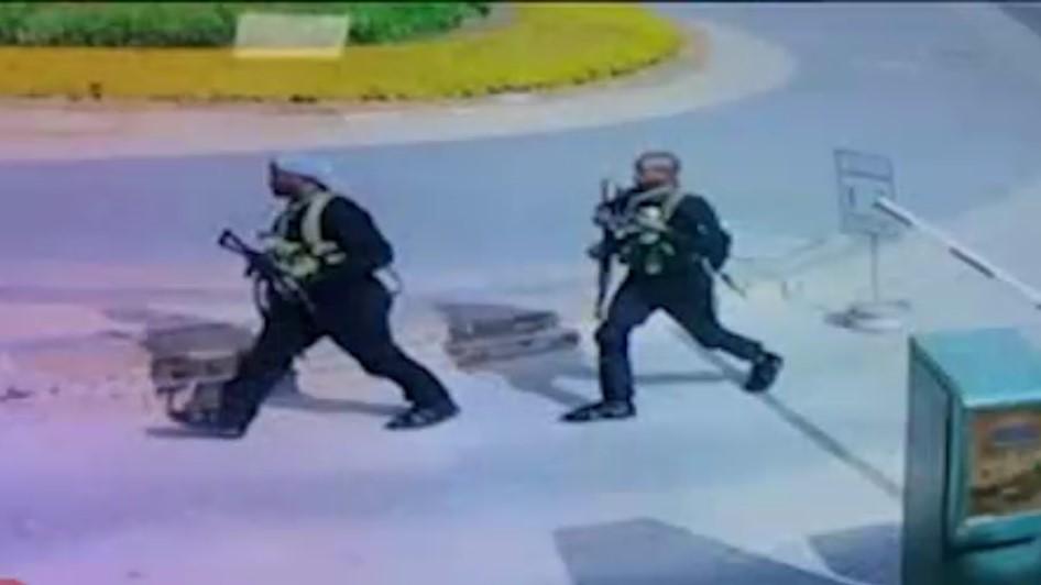 حمله تروریستی به یک هتل در پایتخت کنیا + فیلم