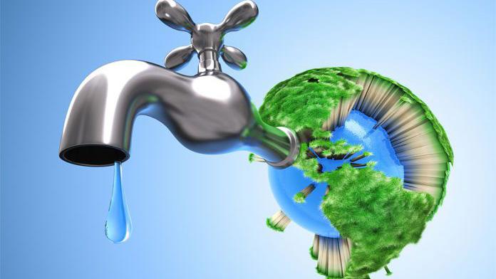 سرانه مصرف آب ایران بالاتر از استانداردهای جهانی