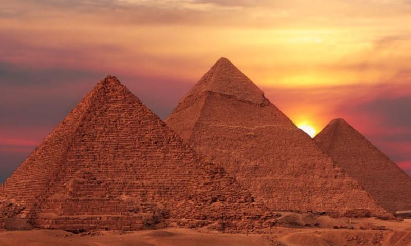 حضور فرازمینیها در مصر+عکسها
