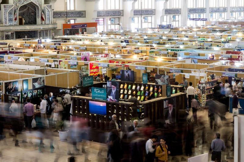 مصلای تهران، برای برگزاری نمایشگاه کتاب تهران نکات قوت بیشتری نسبت به شهر آفتاب دارد