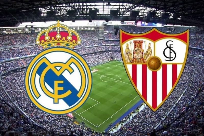 پیروزی رئال مادرید مقابل سویا