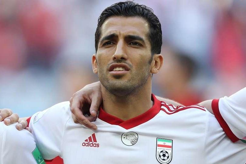 وحید امیری بازی مقابل چین در جام ملتهای آسیا را از دست داد