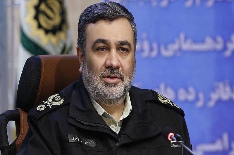 حساب کاربری فرمانده ناجا در توئیتر تکذیب شد