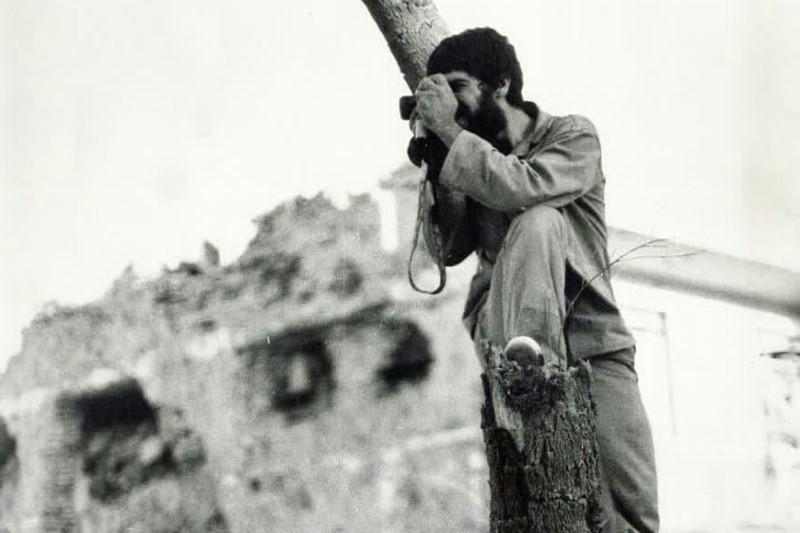 شیطنت های یک شهید در خرمشهر به روایت همرزمش+عکس ها