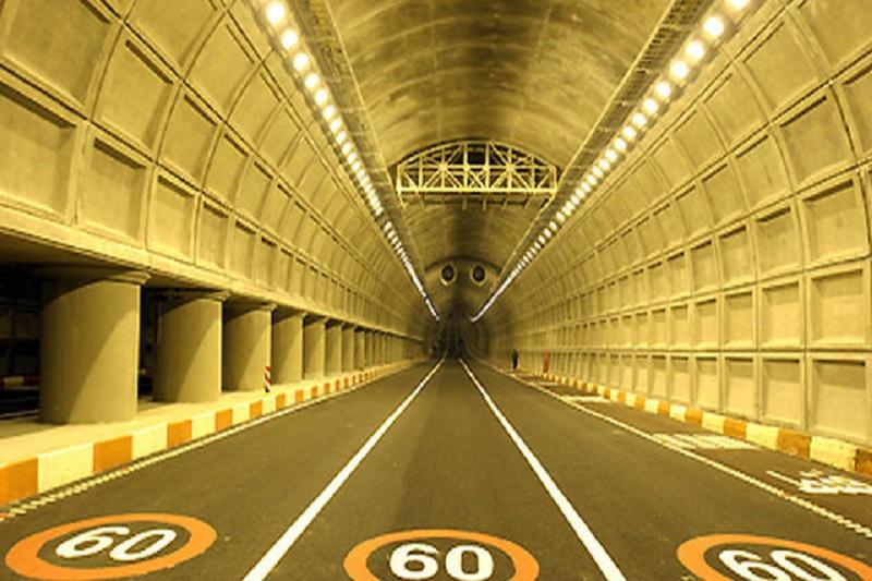 دریافت عوارض در تونل های شهری تهران منتفی شد