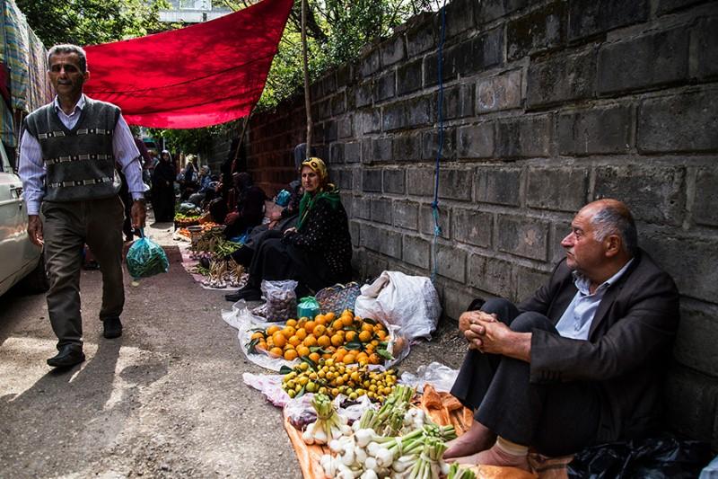سه شنبه بازار املش با قدمت بیش از 80 سال+عکسها